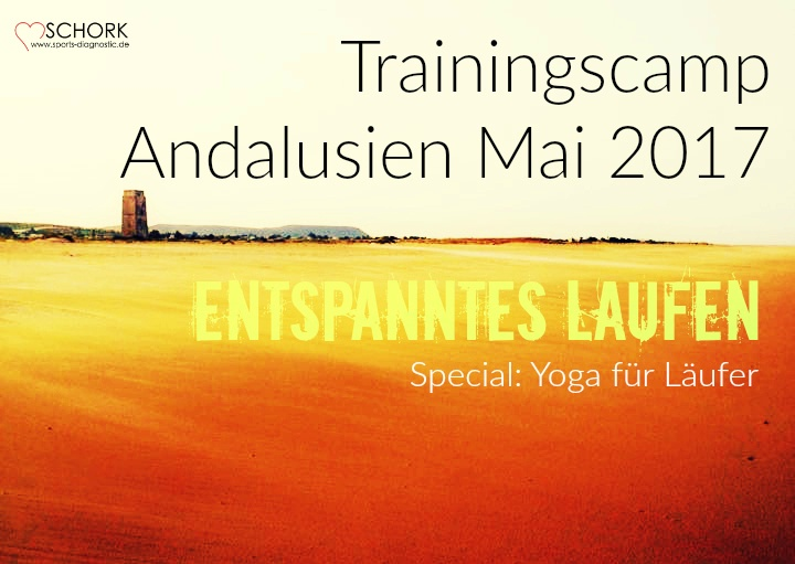 Laufcamp Andalusien Mai 2017