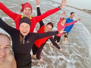 Laufcamp Andalusien - Spass am Meer