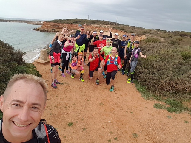 Laufcamp Andalusien - Trail