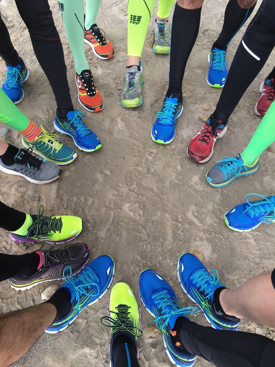 Sports & Diagnostic Lauftreff - Wöchentlich in Maudach/LU