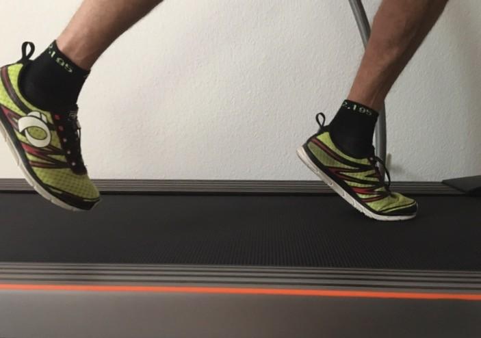 Vorfusslauf - Laufen auf dem Vorfuss für schnelle Sprints und kurze Strecken