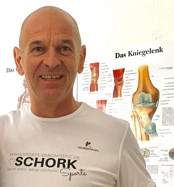 Uwe Schork, SCHORK Sports - Laufanalysen, Leistungsdiagnostik, Bikefitting