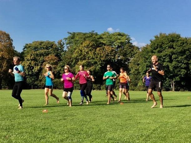 Laufen auf dem Mittelfuss - Workshop & Coaching Lauftechnik