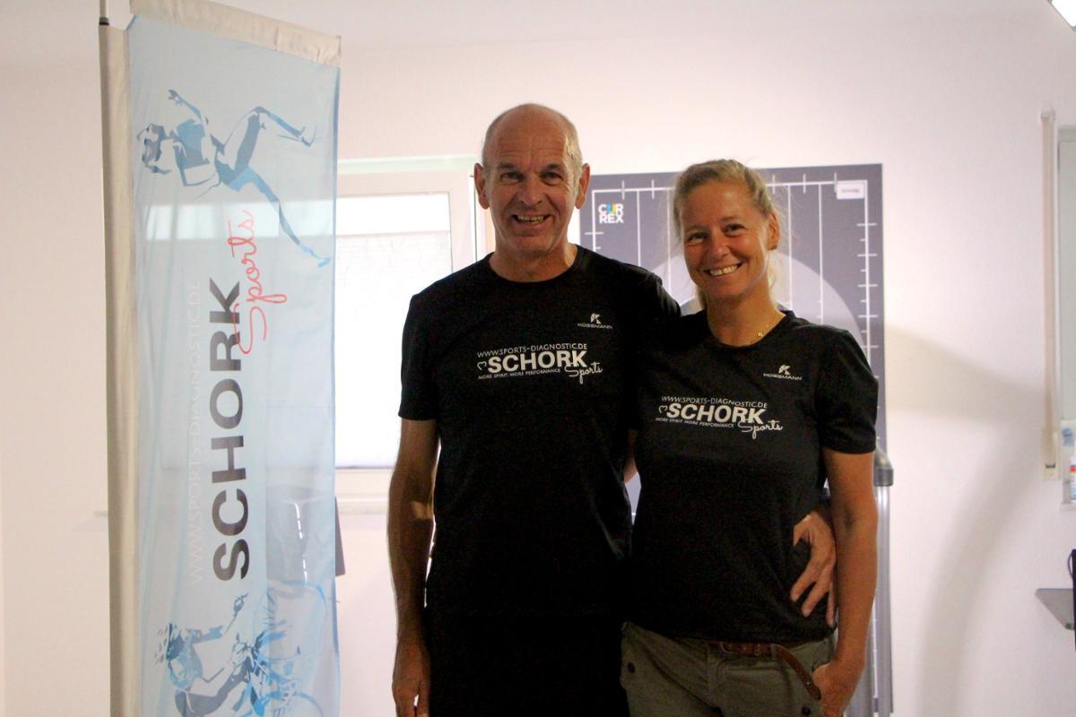 Sabine Flechner Schork & Uwe Schork - SCHORK Sports