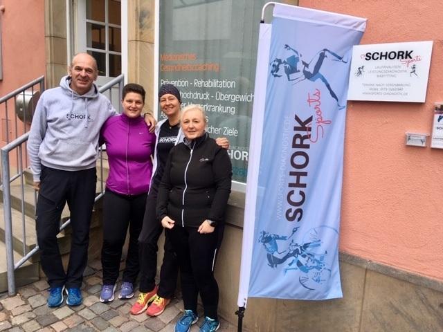 Gesundheitscoaching - Ilona und Sandra im SCHORK Sports Coaching Programm