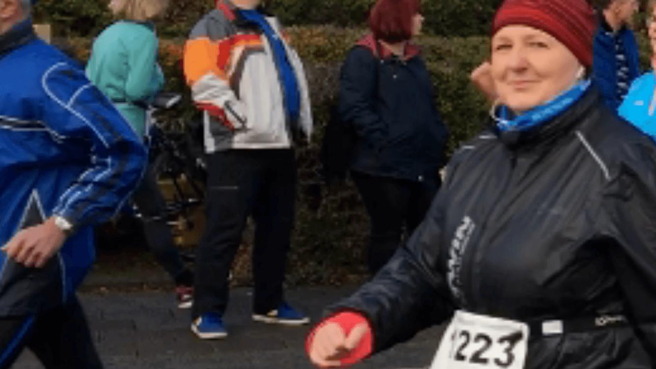 Ilona - Wunschgewicht-Coaching - Mein erster Lauf
