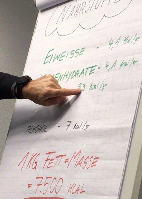 Abnehmen - Vortrag Irrtümer in der Ernährung - Vortrag Uwe Schork