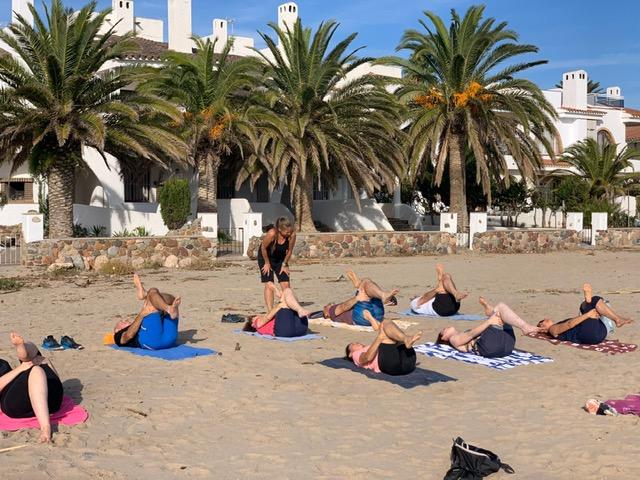Yoga & Laufen - Laufreise Cambrils - SCHORK Sports