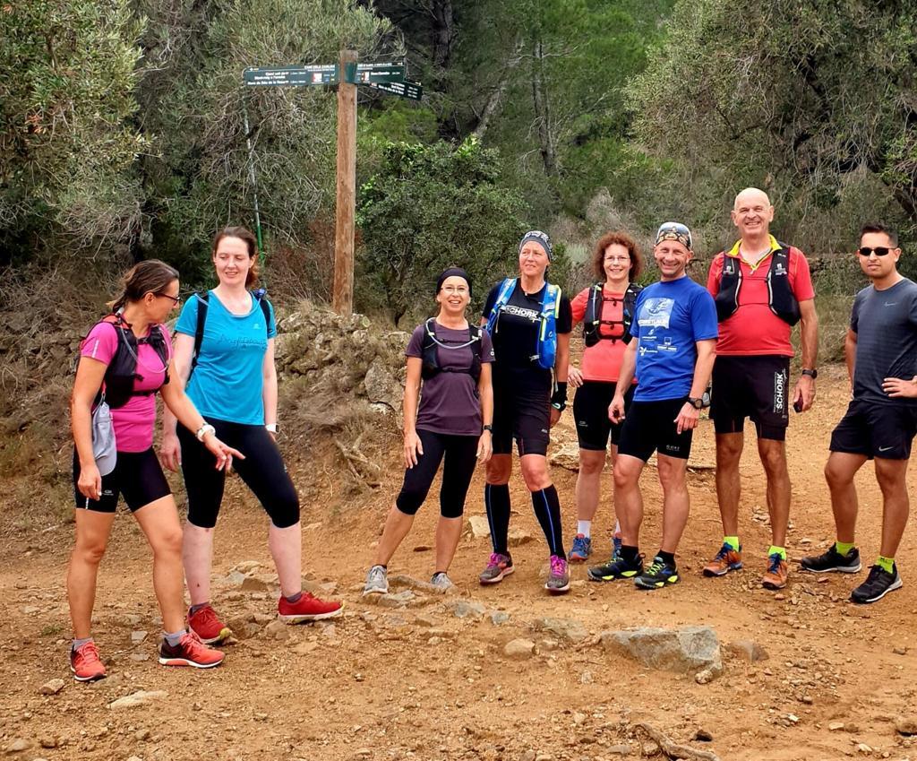 Laufen zwischen Bergen und Meer - Laufreise Cambril SCHORK Sports