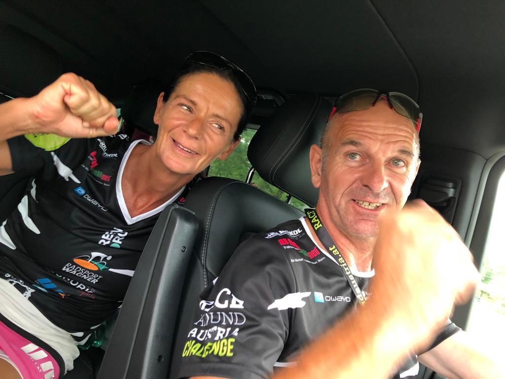 Triathlon-Technik-Camp - Ute Mueckel & Uwe Schork