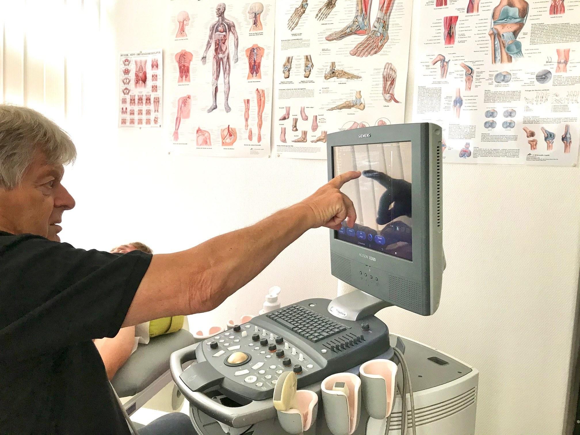Ultraschall Organe - Medizinischer Check-Up für Sportler | SCHORK Sports & Dr. Otto Struwe, Freinsheim